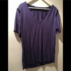 Costume National Homme Silk Blend Tshirt Size L/48